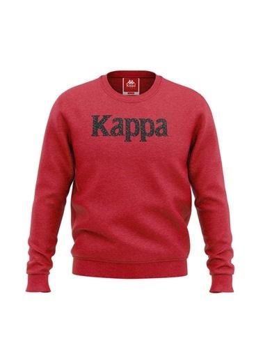 Kappa Sweatshirt Kırmızı
